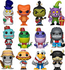 Spastik Plastik Set of 12 Funko Pop Vinyls New in Boxes