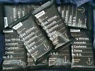 50 LOT RX BARS RXBAR Whole Food Protein Bars Chocolate Sea Salt exp 06/29/2019