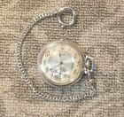 VINTAGE 17 JEWEL CLEAN WALTHAM POCKET WATCH SS 22887040 MADE IN 1919 1920 89A
