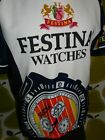 Festina Watches Peugeot Sibille cycling 1 4 zip jersey bikes mens XL euro 5