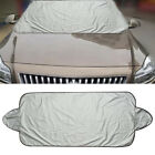 Car Silver Folding Windshield Protect Cover Snow Ice Frost Protector Sun Shield