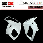 Unpainted Left & Right Side Front ABS Fairing For Honda GoldWing 1800 GL 2001-11