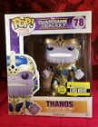 Funko Pop Guardians of the Galaxy THANOS 78 GITD - (EE) Exclusive