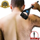 ,Back Hair Removal and Body Shaver, Pain-Free Shave Wet or Dry