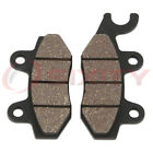 Front Ceramic Brake Pads 1990-1996 Suzuki DR350 Set Full Kit L M N P R S T px