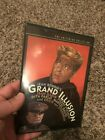 Grand Illusion DVD 1999 Criterion Collection OOP
