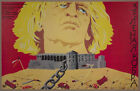 ORIGINAL Soviet Cobra Verde MOVIE POSTER Klaus Kinski Werner Herzog  POST SOC