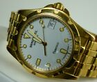 Raymond Weil Geneve FLAMENCO model 5570 - Swiss Gold plated quartz men's Watch