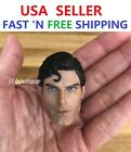1 6 scale Superman Christopher Reeve Head Sculpt For 12 PHICEN TBL Hot Toys