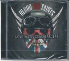 BLOOD RED SAINTS LOVE HATE CONSPIRACIES CD NEW! PAYPAL!