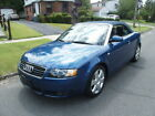 2004 Audi A4 1.8T Cabriolet below $6800 dollars