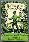 The Year of the Mintie May by Margaret Webb Sanders 19541st eddjsigned