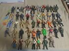 Action Figures Mixed Lot of 47