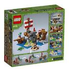 LEGO Minecraft The Pirate Ship Adventure 21152 Building Kit , New 2019 (386 Pcs)