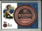 Jim Kelly Cards, Rookie Cards and Autograph Memorabila Guide 5