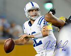 Andrew Luck Cards, Rookie Cards  and Autographed Memorabilia Guide 49