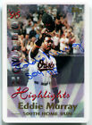 Eddie Murray Cards, Rookie Cards and Autographed Memorabilia Guide 29