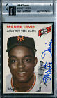 Monte Irvin Cards, Rookie Card and Autographed Memorabilia Guide 33