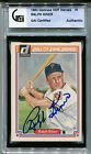 Ralph Kiner Baseball Cards and Autographed Memorabilia Guide 39