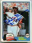 Eddie Murray Cards, Rookie Cards and Autographed Memorabilia Guide 30