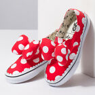 VANS Disney Mickey Minnie Mouse Authentic Gore Skate Sneakers Shoes VN0A38ETUJ3