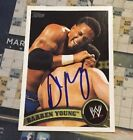 2011 Topps WWE Autographs Gallery and Checklist 28