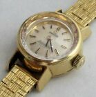 OMEGA 18kt SOLID GOLD AUTOMATIC 34.8 GRAM 22mm LADIES WRIST WATCH