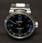 Oris Williams F1 Team Day Date Men's 40 mm Automatic Stainless Steel Watch 7560