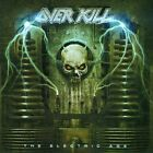 The Electric Age PA CD Overkill Over Kill Electric Rattlesnake 21st Century Man