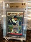 Mike Piazza 1993 Topps Finest # 199 ROOKIE BGS 9.5 Ultra Rare. POP 6