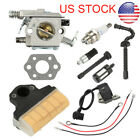 Carburetor Carb Parts Kit Fits Stihl Chainsaw MS210 MS230 MS250 021 023 025 US