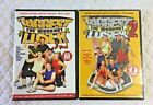 New The Biggest Workout Loser Exercise Workout DVDs Lot of 2 Volume 1 and 2