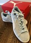 Puma Classic Suede Light Blue Womens Size 7 Sneakers