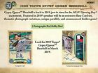 2019 Topps Gypsy Queen Baseball Hobby Box New Sealed + 1 MLB player signed pic