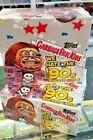 We Hate The 90's TOPPS GARBAGE PAIL KIDS FACTORY SEALED HOBBY BOX 2019