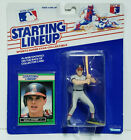 WALLY JOYNER Starting Lineup MLB SLU 1989 Action Figure & Card California Angels