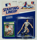 WILL CLARK Starting Lineup MLB SLU 1989 Action Figure &Card San Francisco Giants