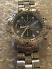 Mens Festina BB12 Stainless Steel Adjustable Band Watch