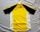 Large 2009 Cannondale Ride Jersey Yellow