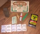 Vintage Uncle Miltons Dwarf Tree Kit 9 Bonsai Starting Kit