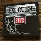 SIGNED / Dennis DeYoung And The Music Of STYX Live In Los Angeles (2-CD / 1 DV..