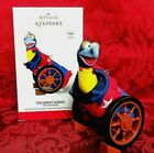 HALLMARK 2014 SOUND ORNAMENT~THE MUPPETS~THE GREAT GONZO