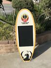 Imperial Beer Cerveza Costa Rica Surfboard ChalkBoard Bar Man Cave Mirror New