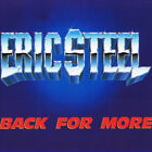 ERIC STEEL - Back For More (ORIGINAL CD, 1992, Leviathan)