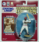 JOE MORGAN Reds Starting Lineup MLB SLU 1996 Cooperstown Collection Figure