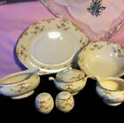 Homer Laughlin Eggshell Nautilus Aristocrat China Serving Set with Shakers #19