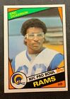 1984 Topps Football Cards 7