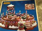 LEMAX COCOA CUPS Holiday Christmas Village-  Carnival -Train Sights