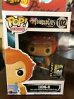 Funko Pop! Flocked Lion-O 2014 SDCC Thundercats Exclusive RARE