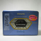 AIWA STEREO CASSETTE PLAYER HS-PX290 BLUE NOT WORKING 180209